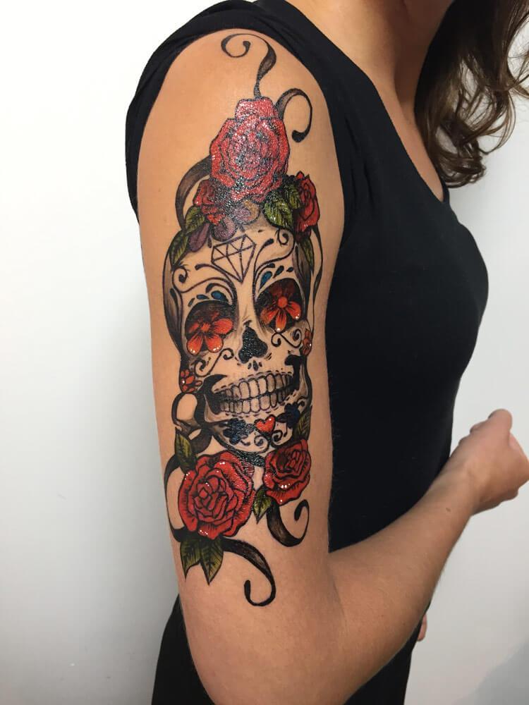 tatouage encre australienne | marty tatoo